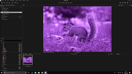 Capture One Purple RAF file : Fujifilm X System / SLR Talk
