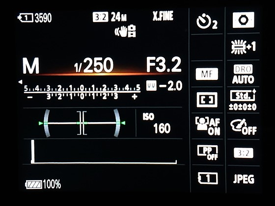 A7iii Lcd Screen And Evf Went Black Now Display Only This