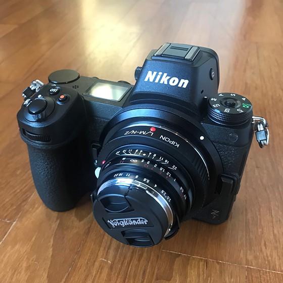 Got a Z7? Go buy this lens! (Leica M-mount): Nikon Z Mirrorless Talk
