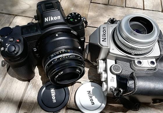 Got a Z7? Go buy this lens! (Leica M-mount): Nikon Z