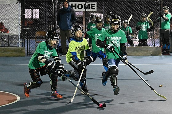 Z6 does nighttime dek hockey: Nikon Z Mirrorless Talk Forum