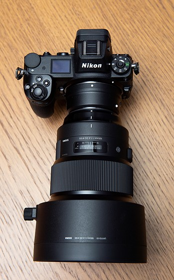 Z6 w/Sigma 105mm 1 4 Art Mounted: Nikon Z Mirrorless Talk