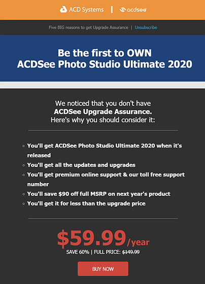 Acdsee Photo Studio Ultimate 2020 Review.The Death Of Acdsee Retouching Forum Digital Photography