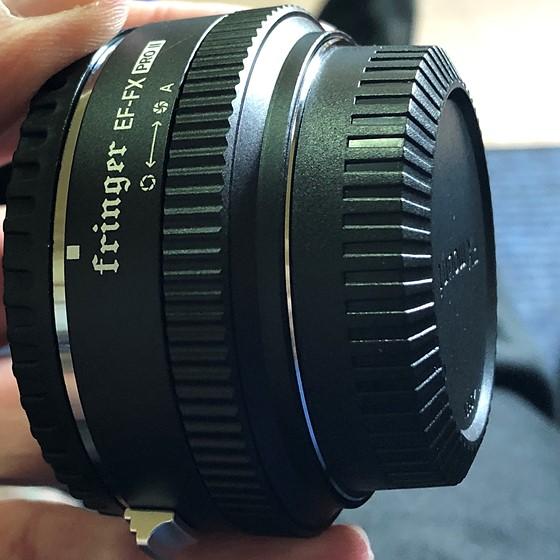 Re: Fringer EF-FX Pro II (2nd generation), pre-order: Fujifilm X