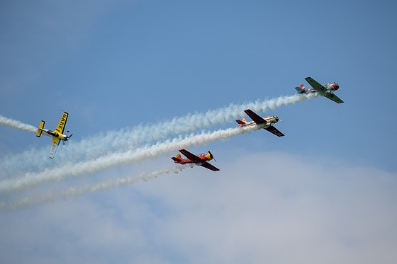 Re: Airshow photography with z6/z7:: Nikon Z Mirrorless Talk