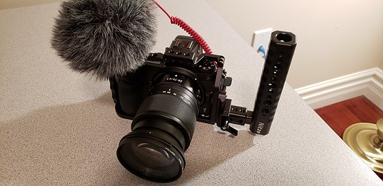 Nitze Cage Kit for Z6: Nikon Z Mirrorless Talk Forum