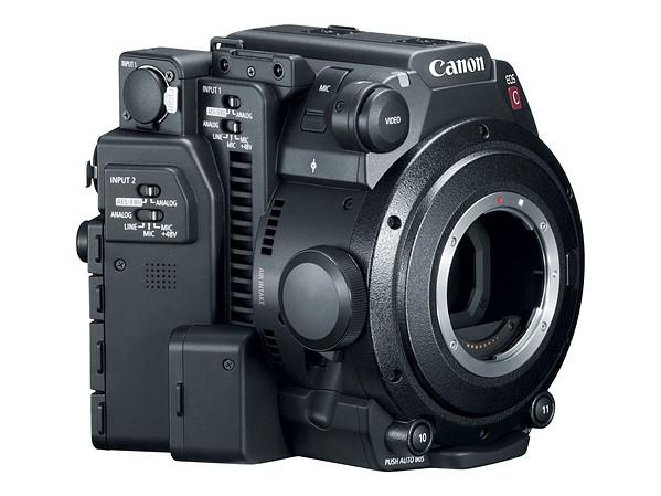 Canon premieres Cinema EOS C200 and C200B 4K Dual Pixel