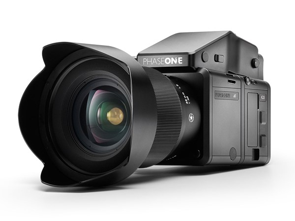 Phase One XF medium format camera system offers new AF system and ...