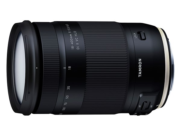 Tamron introduces 'ultra-telephoto' 18-400mm F3 5-6 3 zoom lens