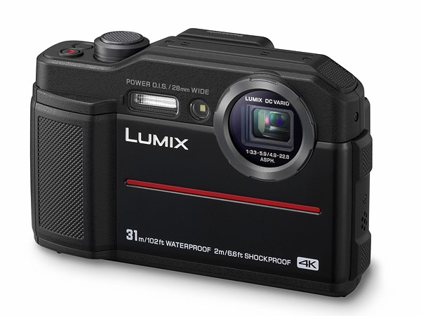 Panasonic Lumix Ts7 Ft7 Is The First Rugged Compact Camera With A Built In Evf Digital Photography Review