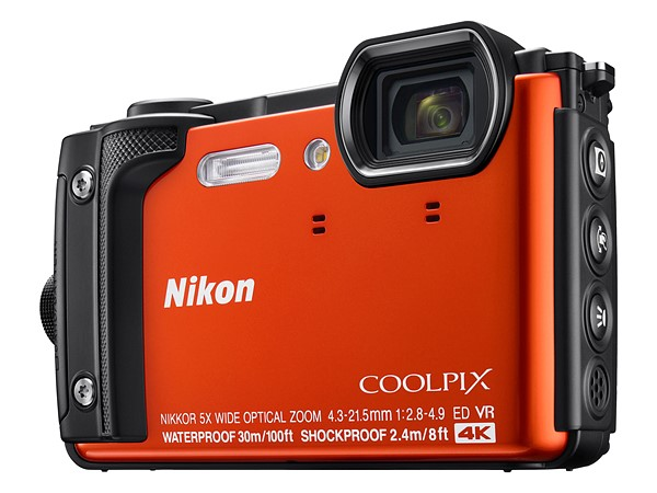 Nikon Coolpix W300 Rugged Compact Shoots 4k Costs 390