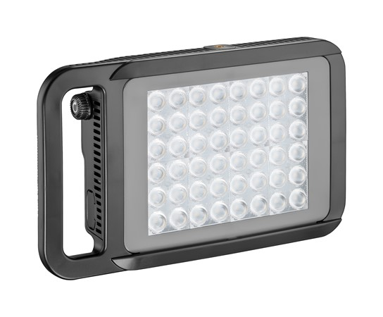 manfrotto launches bright and compact lykos led lighting panels digital photography review