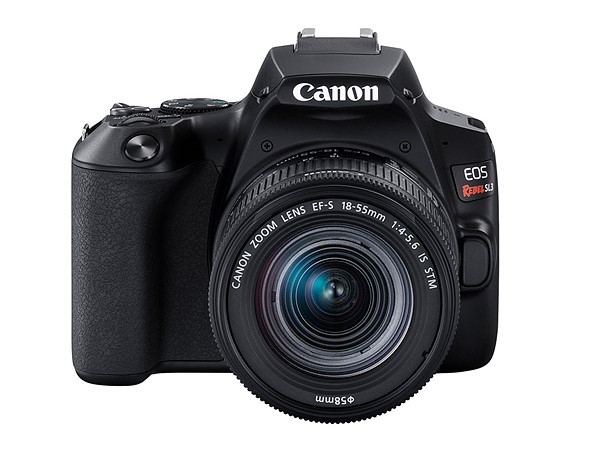 Ultra-compact Canon EOS Rebel SL3 offers eye-detect AF and ...