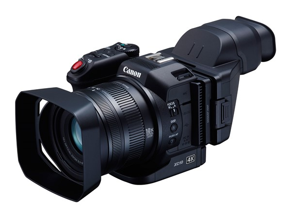 canon xc10 digital camcorder brings 4k video and stills together rh dpreview com Prosumer Camcorders Comparison Prosumer Camcorders Comparison