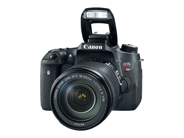 ae1943e1c6c5cf Canon EOS Rebel T6s and T6i introduced with boosted resolution and Wi-Fi