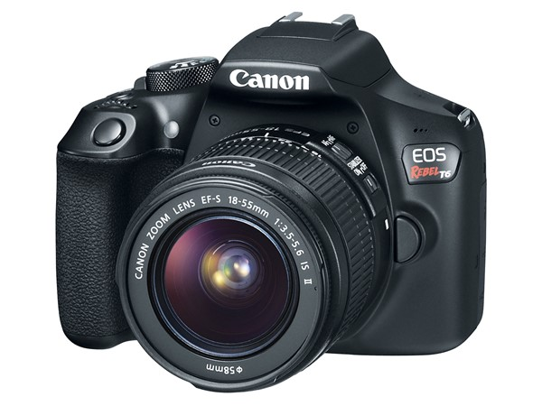 Canon announces budget-friendly EOS Rebel T6 (1300D