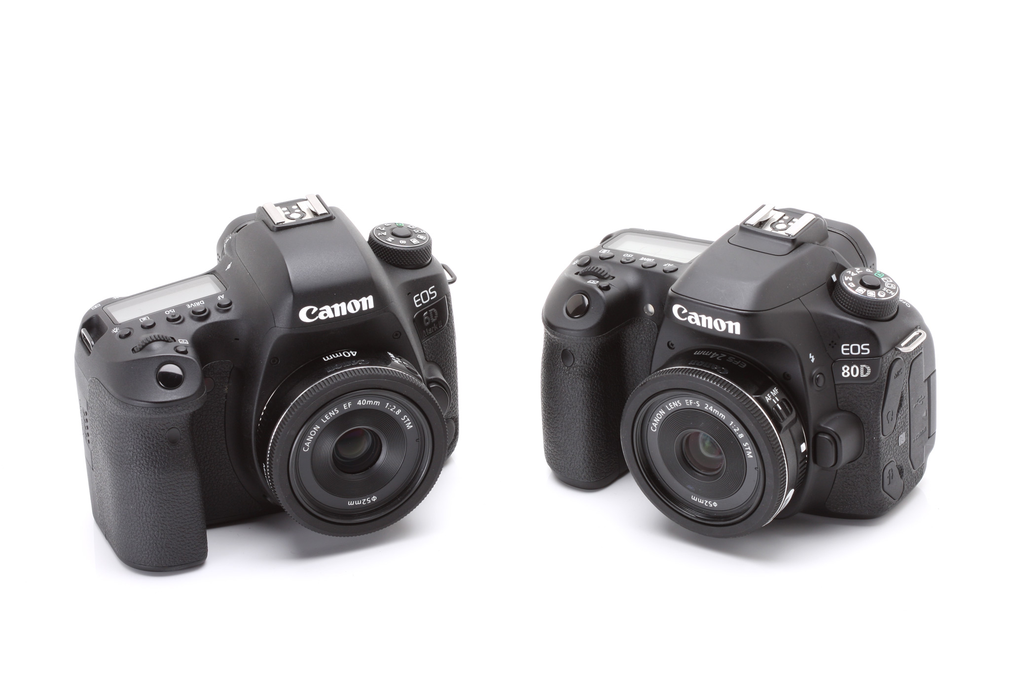 Canon EOS 80D to EOS 6D Mark II in the light of the review should I upgrade Digital graphy Review