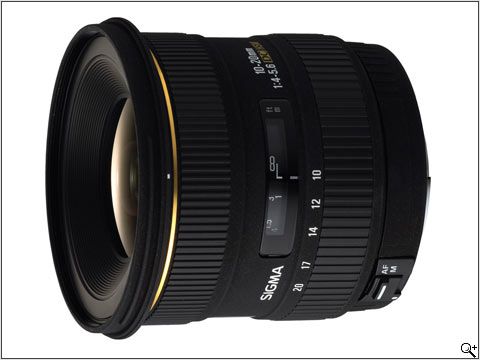Sigma 10 20 Mm Dc Lens Digital Photography Review