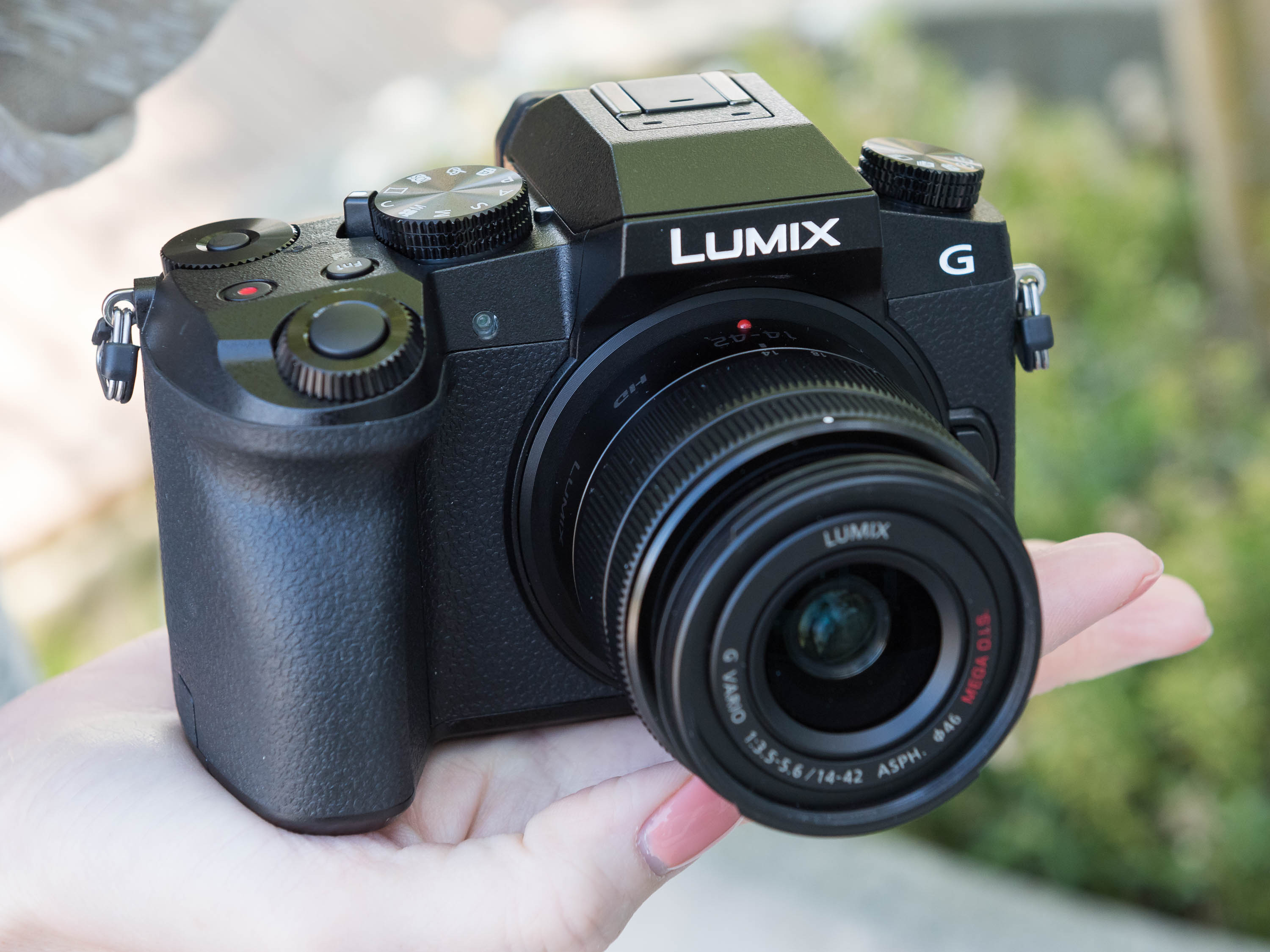 Hands On With The Panasonic Lumix Dmc G7 Digital Photography Review