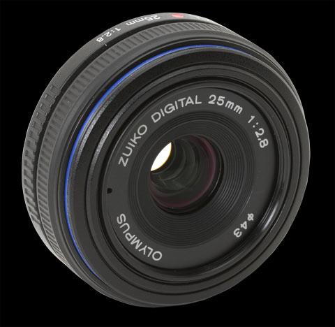 Olympus Zuiko Digital 25mm 1:2 8 Pancake Review: Digital