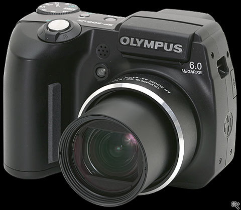 DRIVERS UPDATE: OLYMPUS SP500UZ