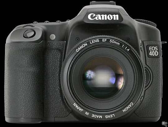 The eos 40d becomes the sixth canon prosumer digital slr a line which started back in 2000 with the eos d30 and how far weve come