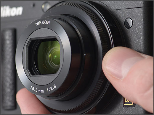 nikon coolpix a comparative review digital photography review rh dpreview com Nikon Manual Focus Digital Camera Digital Cameras with Manual Focus