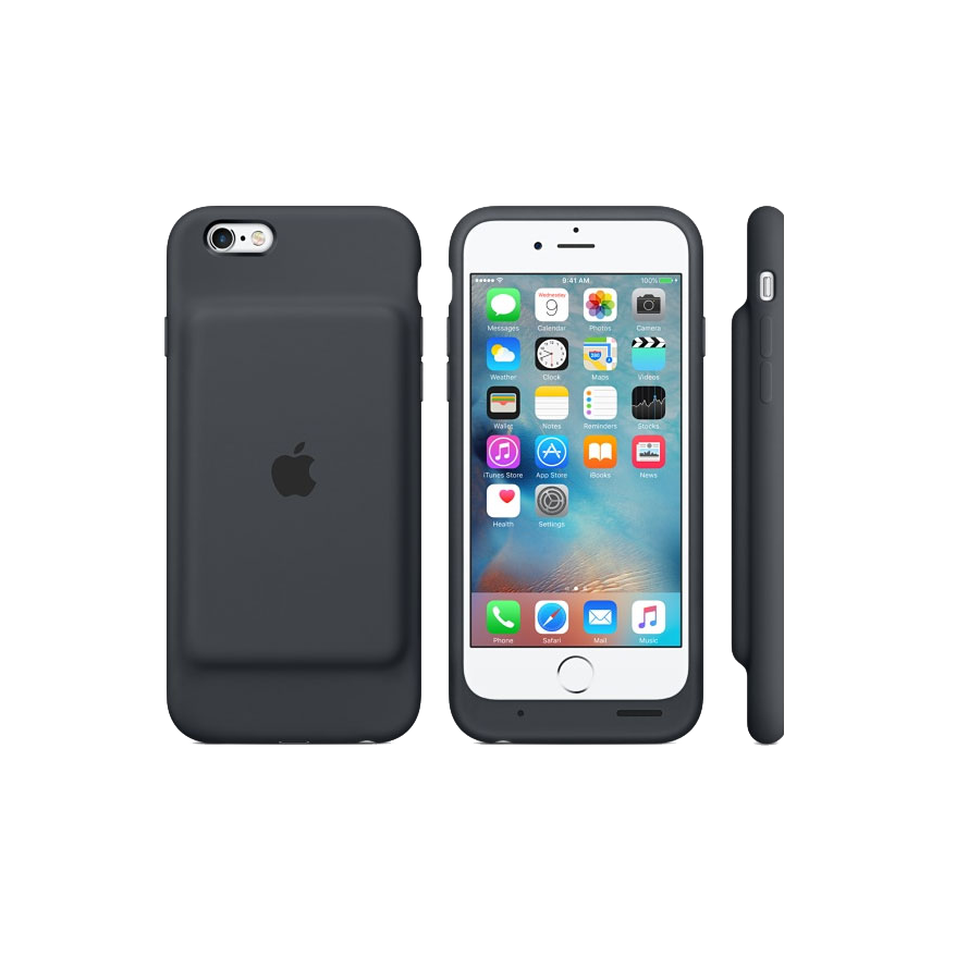 Apple launches battery case for iPhone 6 & 6s: Digital Photography ...
