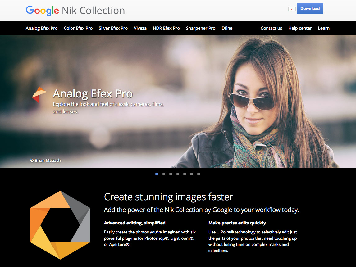 Orbita Centro de niños Alcanzar  DxO acquires Nik Collection from Google and will continue to offer it for  free... for now: Digital Photography Review