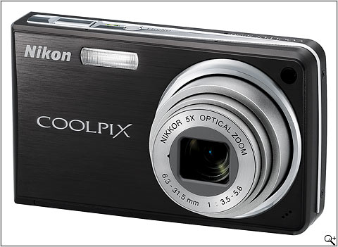 nikon coolpix s550 digital photography review rh dpreview com Nikon Coolpix S3100 Nikon Coolpix L20