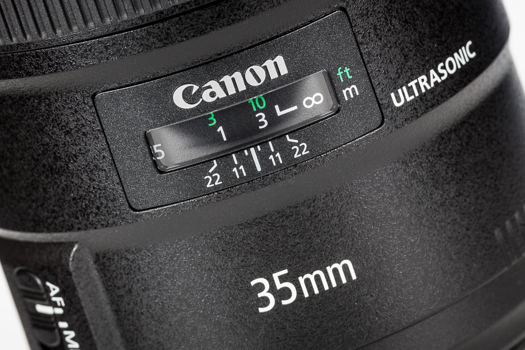 The whole nine yards: Canon 35mm F1 4L II USM review