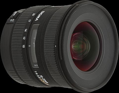 Sigma Ex 10-20mm 1:4-5.6 Dc Hsm FÜr Canon Foto & Camcorder