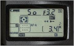 nikon d90 manual mode settings