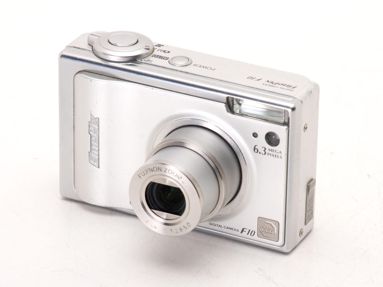 Throwback Thursday: Fujifilm F10: Digital Photography Review