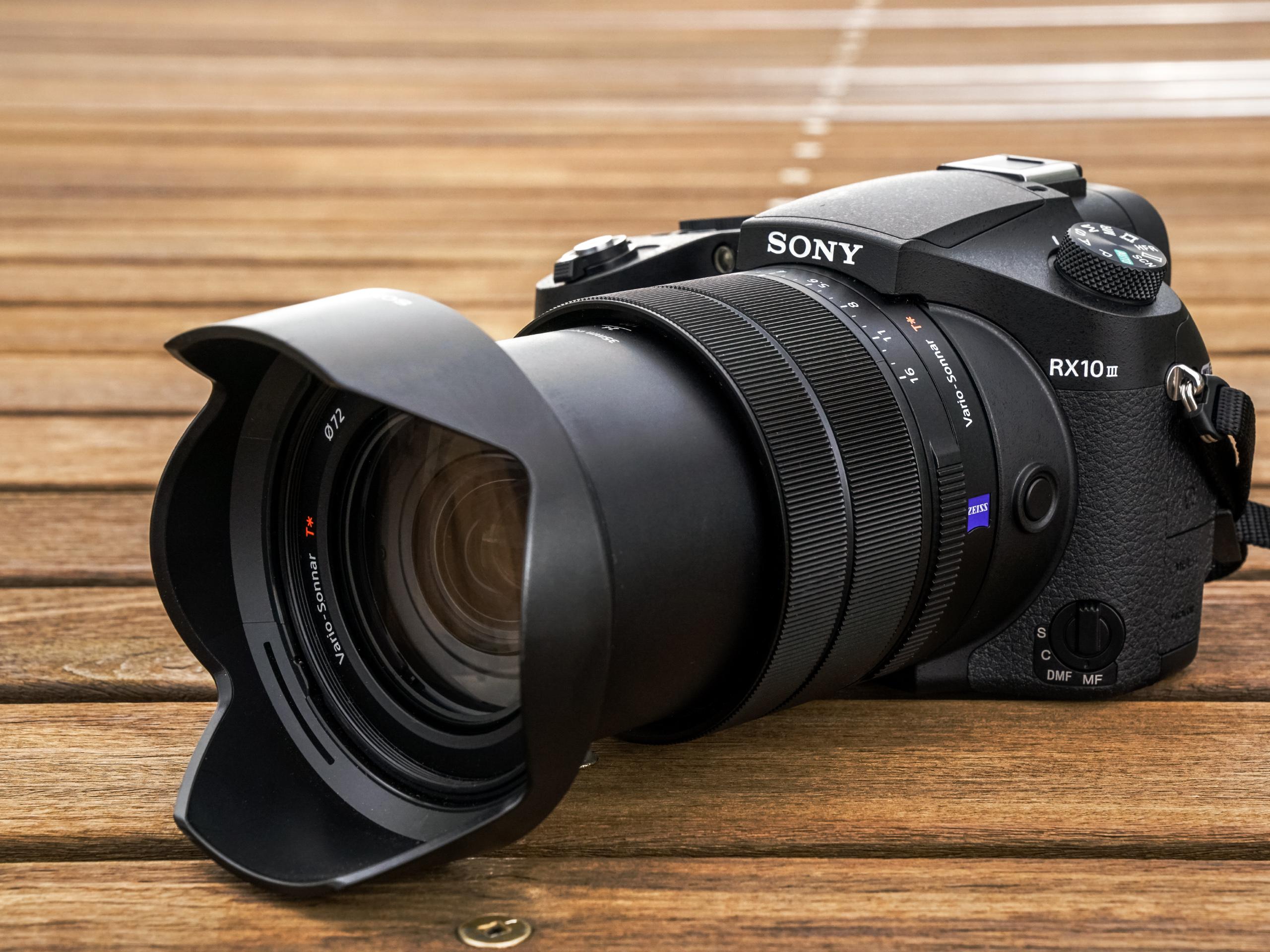 Three's a charm: Sony RX10 III added to studio scene comparison tool