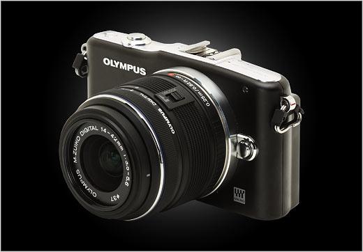 olympus pen mini e pm1 review digital photography review rh dpreview com Olympus Digital Camera Olympus E- PL1 Lenses