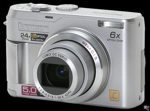 panasonic lumix dmc lz2 review digital photography review rh dpreview com Panasonic Lumix G Panasonic Lumix DMC GX7