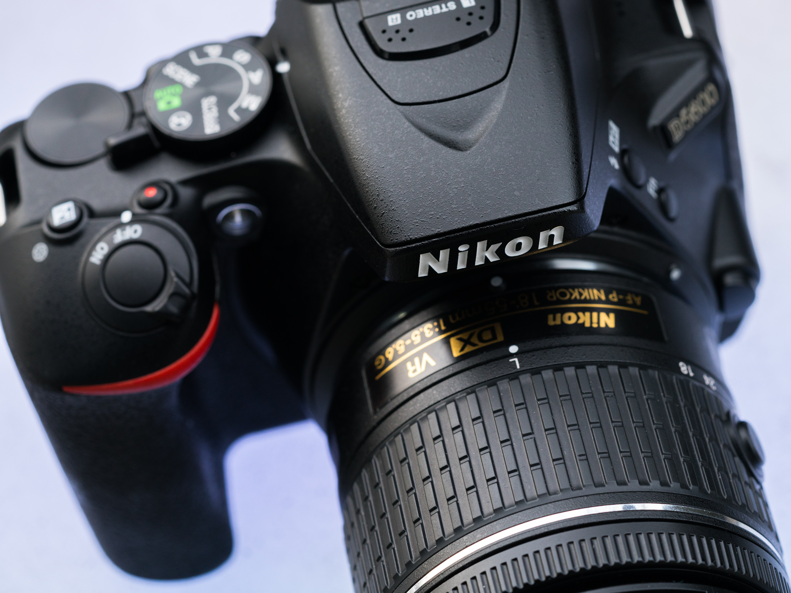 New Nikon D3400 and D5600 firmware improves Snapbridge