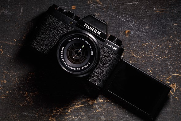 Fujifilm announces firmware version 2 00 for its X-T100 and