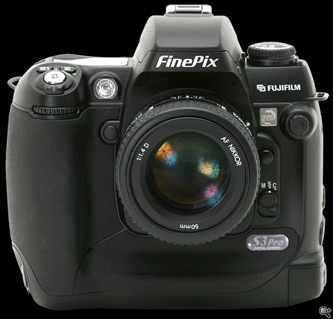 Fujifilm IS Pro Camera Drivers for PC