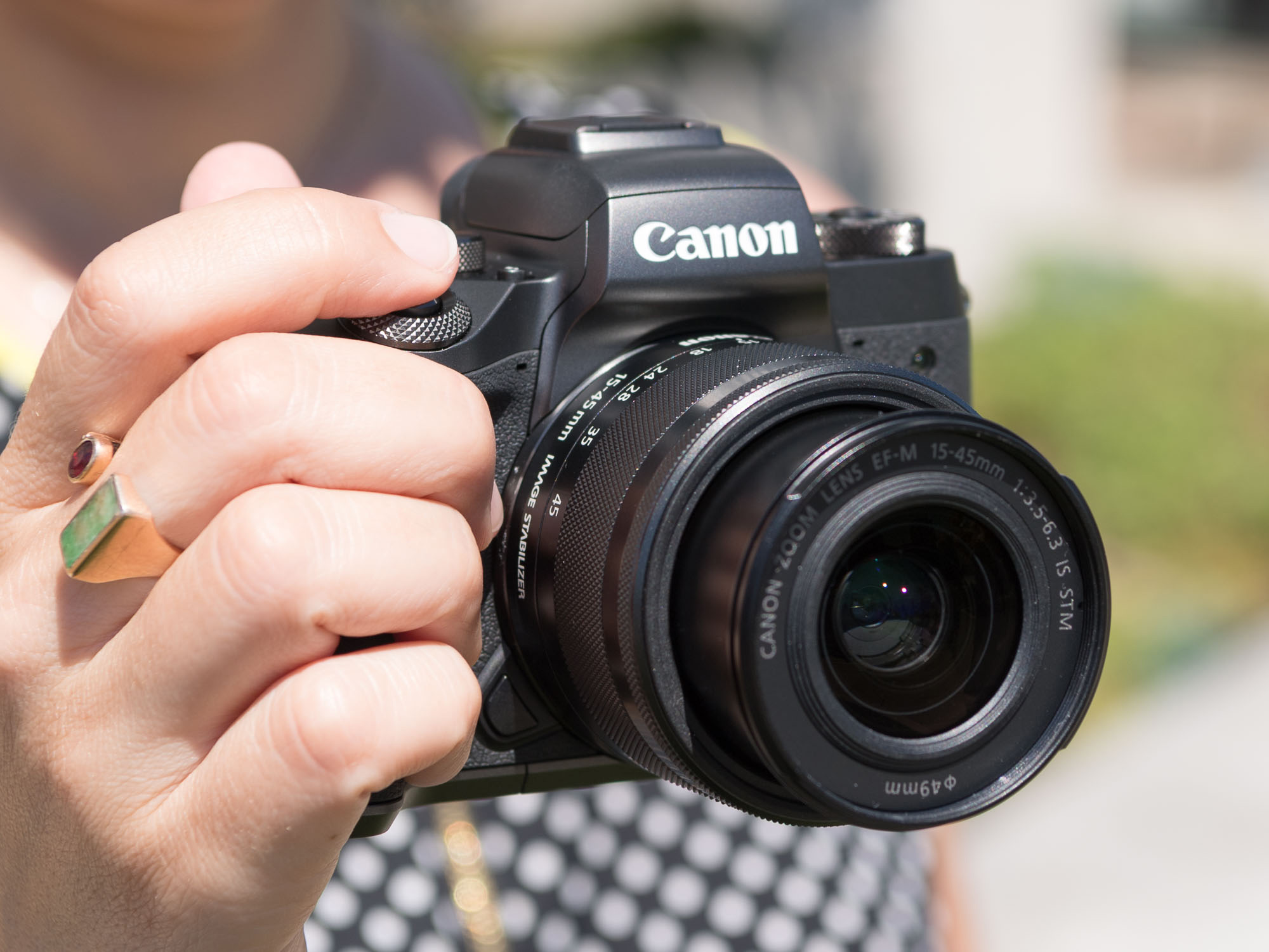 Opinion The EOS M5 is Canon s best ever mirrorless camera and a big disappointment Digital graphy Review