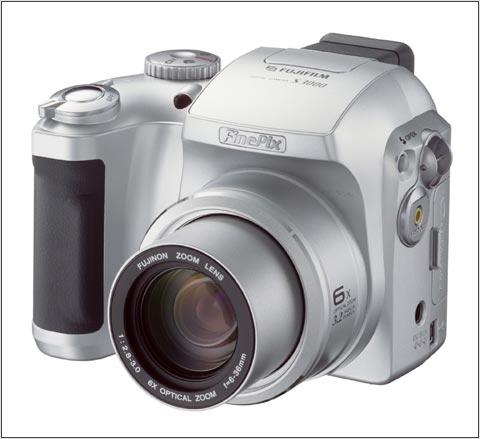 fujifilm finepix s3000: digital photography review