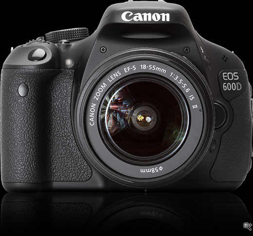Canon Rebel T3i / EOS 600D Review: Digital Photography Review