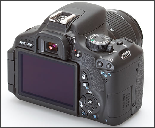 Canon Rebel T3i Eos 600d Review Digital Photography Review