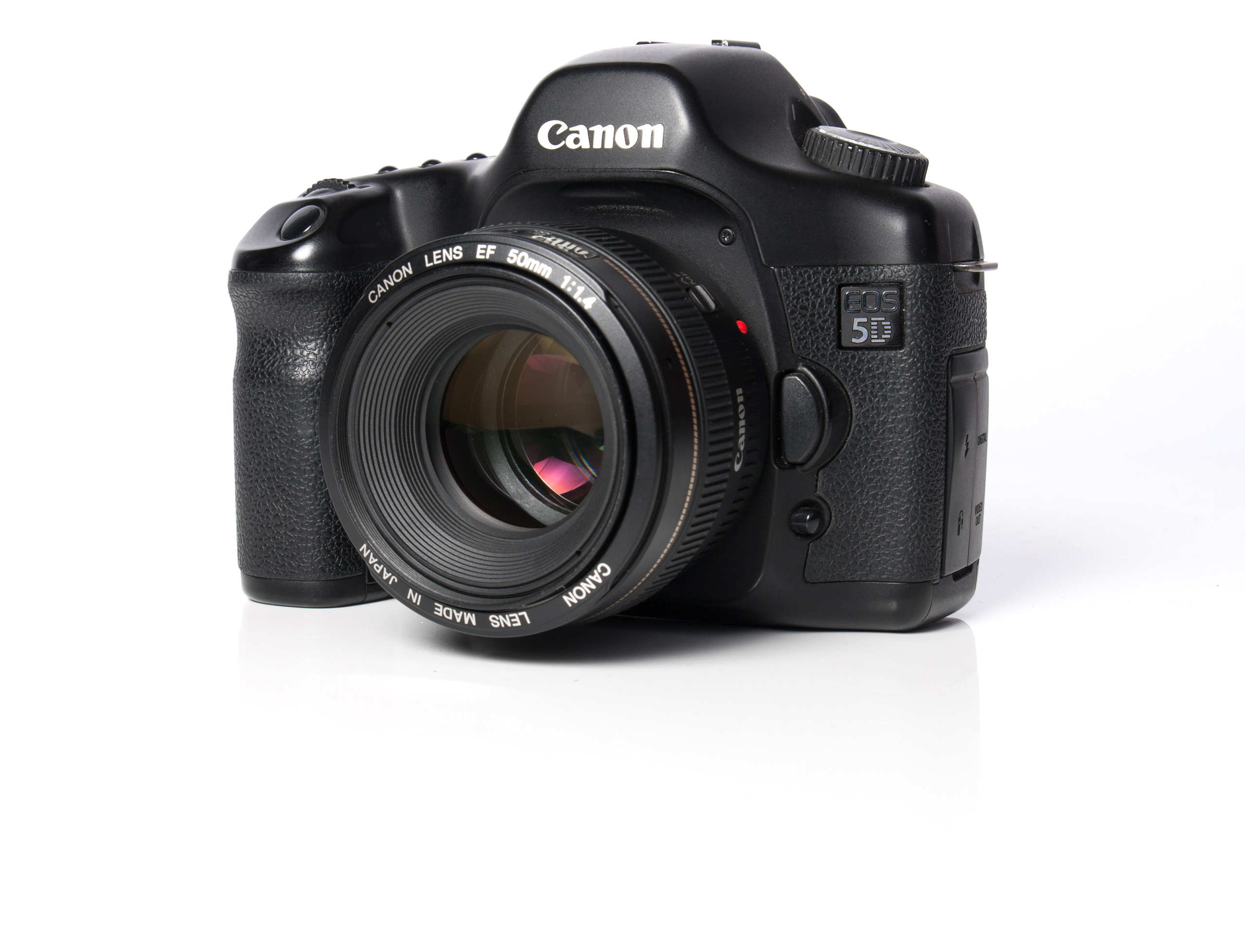 Throwback Thursday: Canon EOS 5D: Digital Photography Review