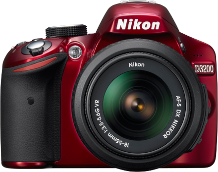 Nikon Updates Entry Level Dslr With 24mp D3200 And Optional Wifi