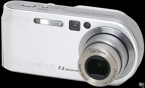 sony cyber shot dsc p200 review digital photography review rh dpreview com Sony Cyber-shot Camera Manual Sony Cyber-shot 5.0 Megapixels Manual
