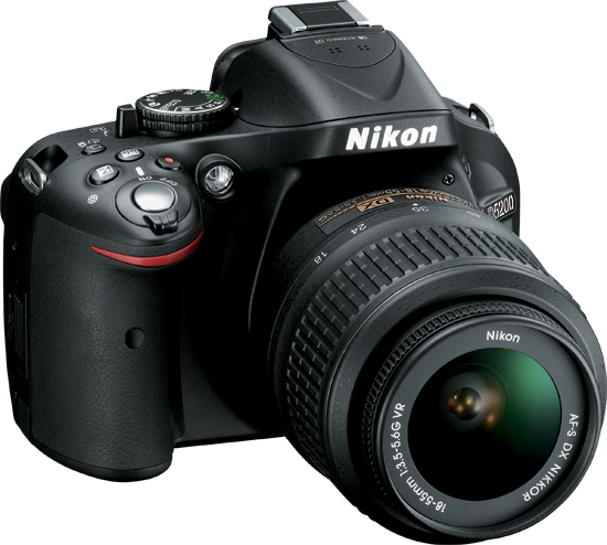 Nikon D5200 24mp Dslr With 39 Point Af Gets Us Launch Digital Photography Review