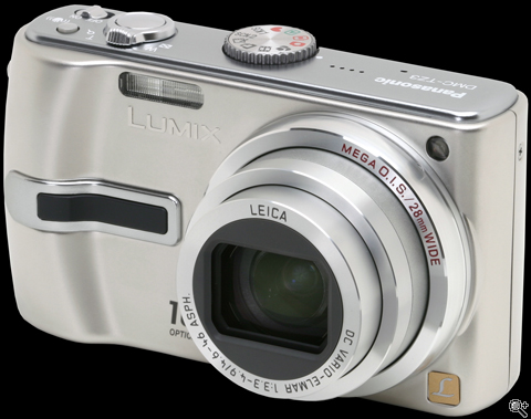 panasonic lumix dmc tz3 review digital photography review rh dpreview com Panasonic Lumix DMC ZS3 Panasonic DMC TZ3 Charger