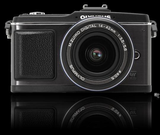 Olympus Digital Camera E-P2 Linux
